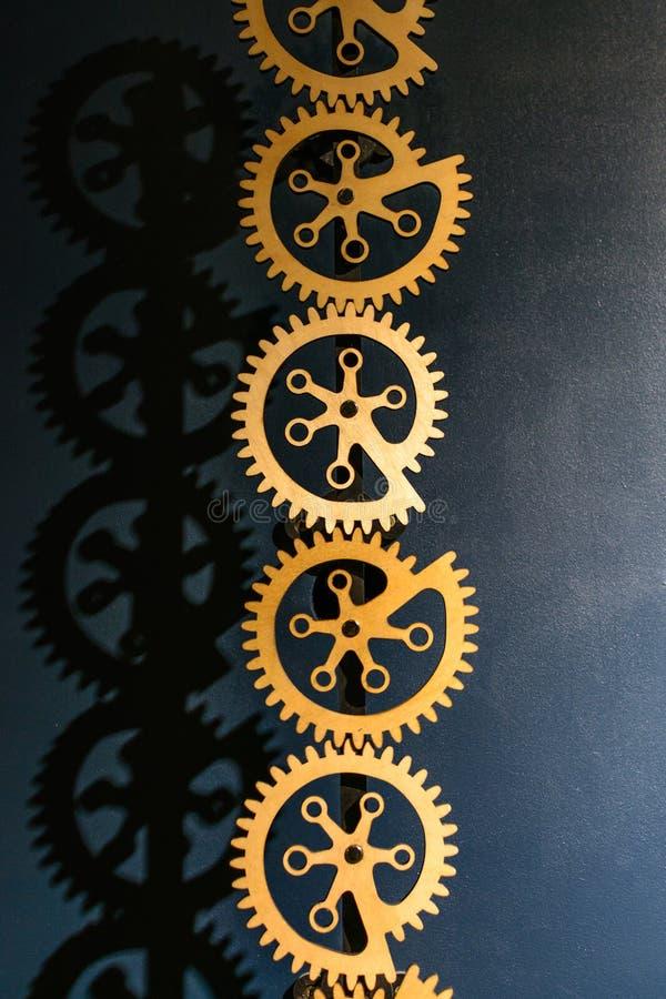 η ανασκόπηση συνδέει βιομηχανικό Βιομηχανικό υπόβαθρο μετάλλων με το SE στοκ εικόνες