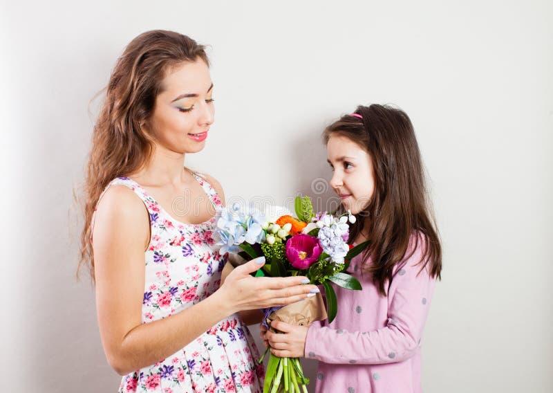 Η ανθοδέσμη άνοιξη για το mom στοκ φωτογραφίες με δικαίωμα ελεύθερης χρήσης
