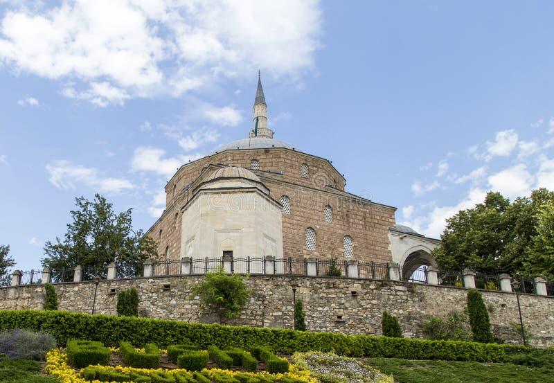 Η αρχιτεκτονική στο skopje, Μακεδονία στοκ φωτογραφίες με δικαίωμα ελεύθερης χρήσης