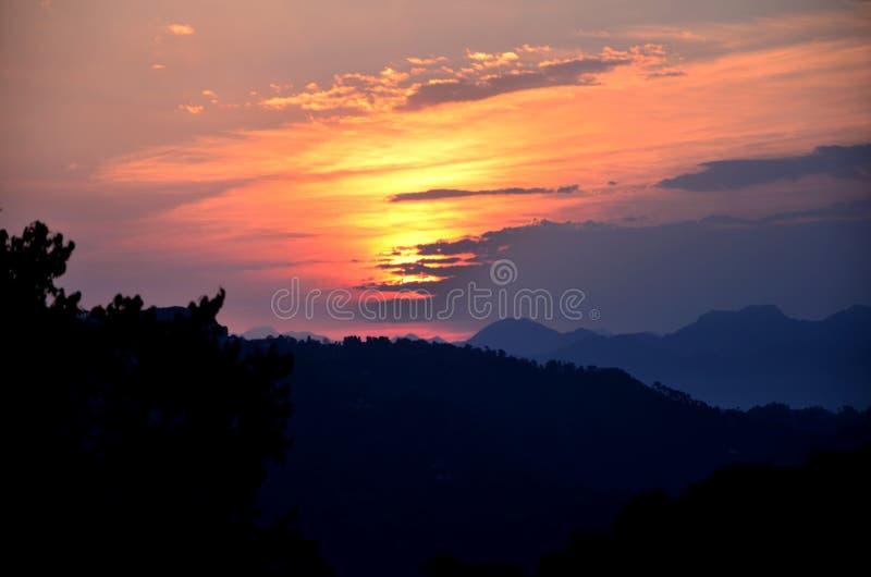 Η αυγή στοκ φωτογραφία με δικαίωμα ελεύθερης χρήσης