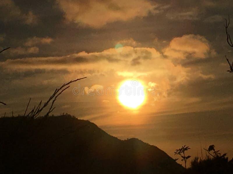 Η αυγή στοκ φωτογραφία