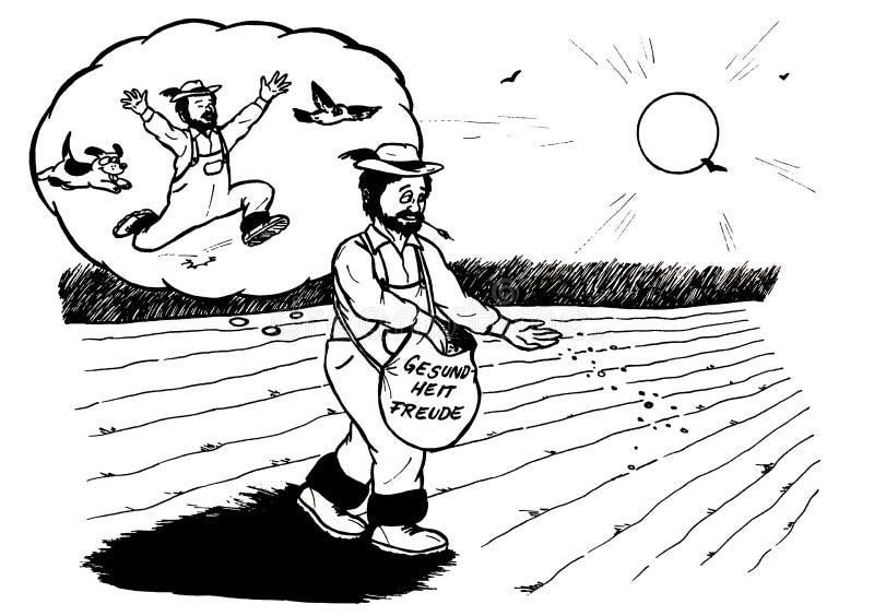 Η βέβαια Farmer γερμανικά (2008) απεικόνιση αποθεμάτων