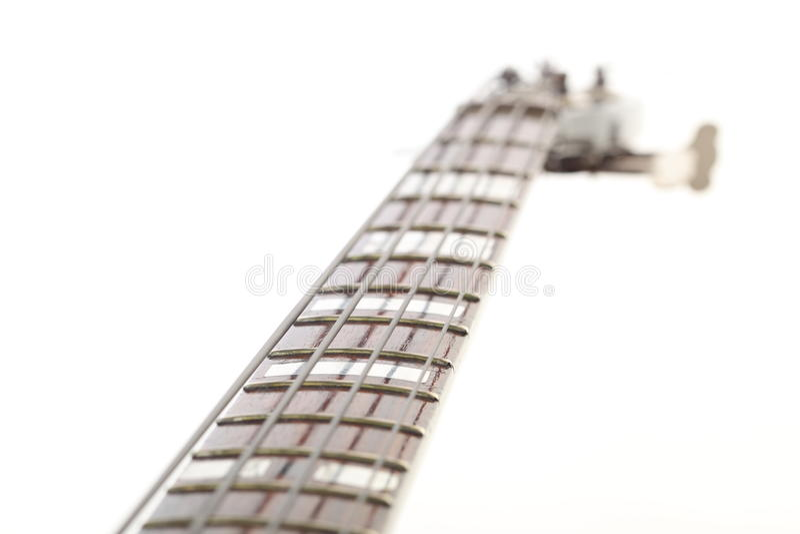 Download η βαθιά κιθάρα απομόνωσε τ&omi Στοκ Εικόνες - εικόνα από μέταλλο, άσπρος: 17053846