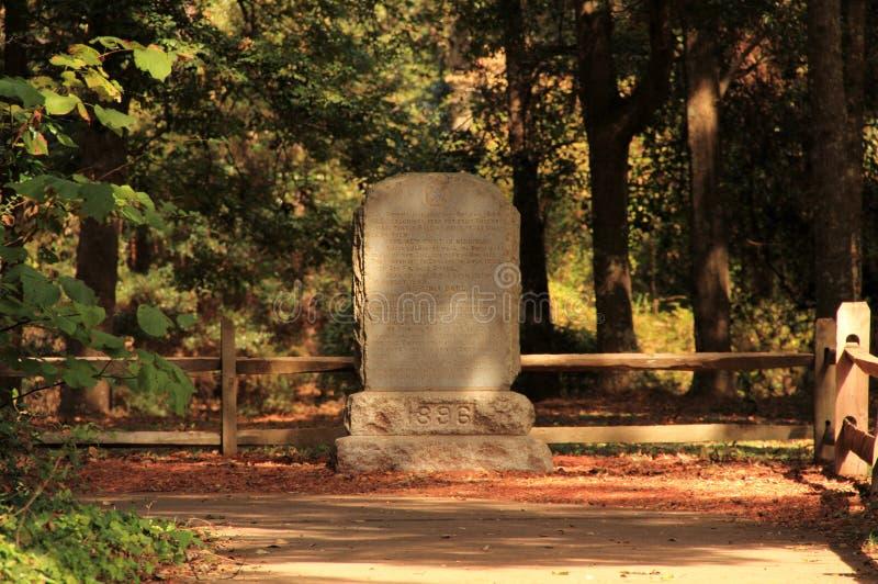 Η Βιρτζίνια τολμά μνημείο στοκ εικόνες με δικαίωμα ελεύθερης χρήσης