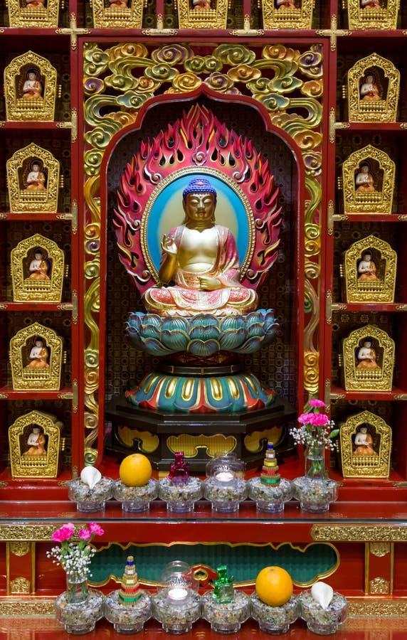 η βουδιστική λάρνακα στοκ εικόνες με δικαίωμα ελεύθερης χρήσης