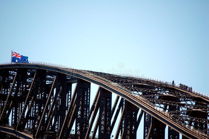 η γέφυρα αναρριχείται στοκ φωτογραφίες