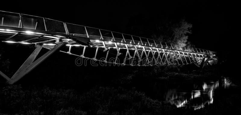 Η γέφυρα διαβίωσης στοκ εικόνες