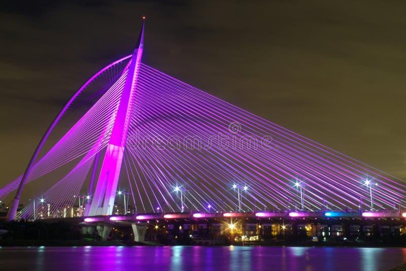 Η γέφυρα Putrajaya στοκ φωτογραφία με δικαίωμα ελεύθερης χρήσης