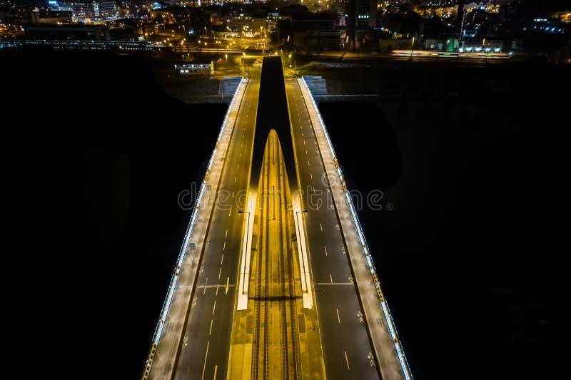 Η γέφυρα Troja στοκ φωτογραφία με δικαίωμα ελεύθερης χρήσης