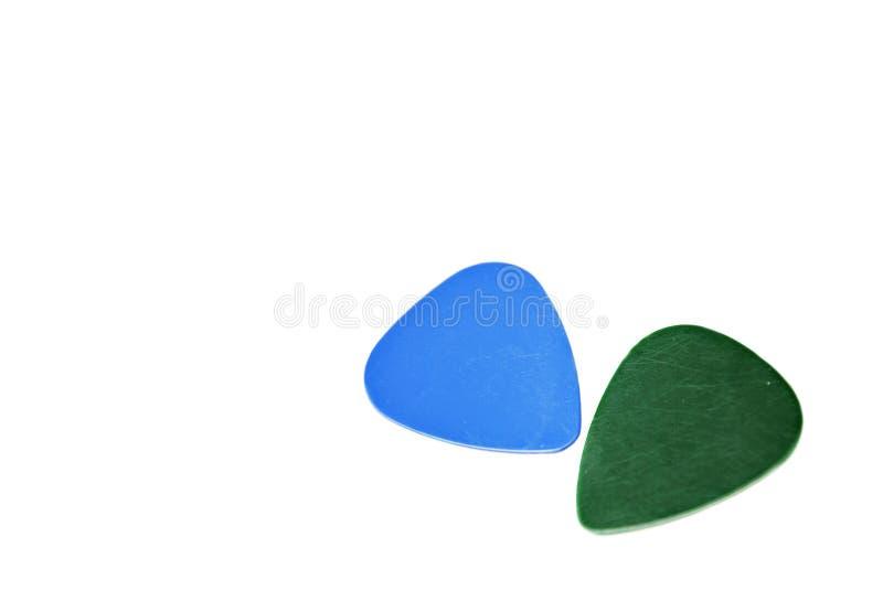 η γαλαζοπράσινη κιθάρα πο στοκ φωτογραφία με δικαίωμα ελεύθερης χρήσης