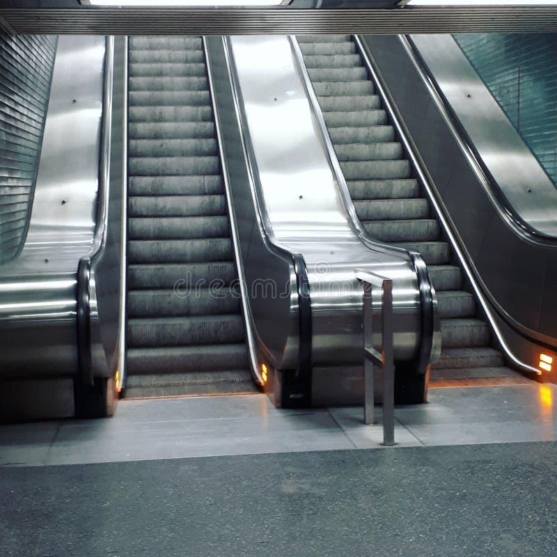 Η γερμανική κυλιόμενη σκάλα στοκ εικόνα με δικαίωμα ελεύθερης χρήσης