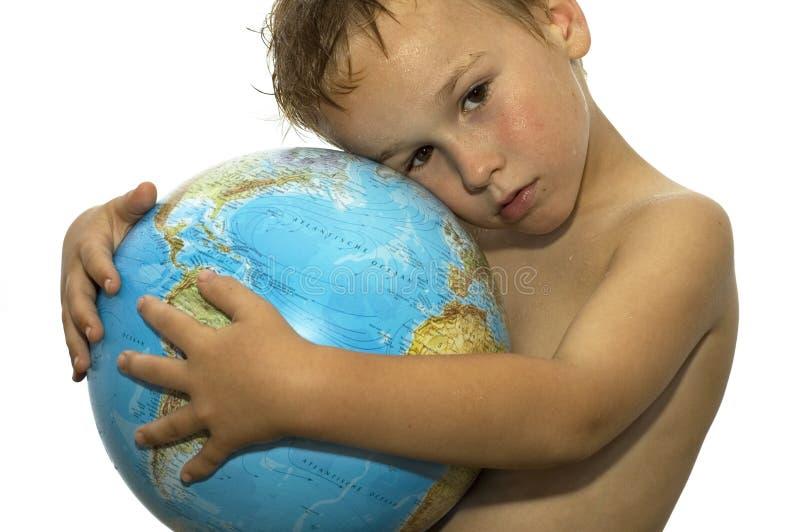 η γη σώζει στοκ εικόνες με δικαίωμα ελεύθερης χρήσης