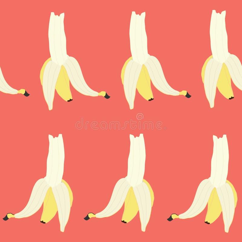 Η γραμμή χορωδιών μπανανών ελεύθερη απεικόνιση δικαιώματος