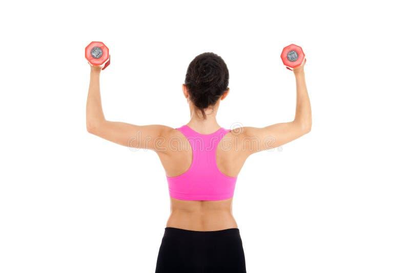 Γυναίκα αθλητικής ικανότητας στοκ φωτογραφίες με δικαίωμα ελεύθερης χρήσης