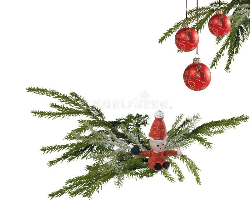 Download η διακόσμηση Χριστουγένν&omeg Στοκ Εικόνες - εικόνα από σχέδιο, χριστούγεννα: 17052812