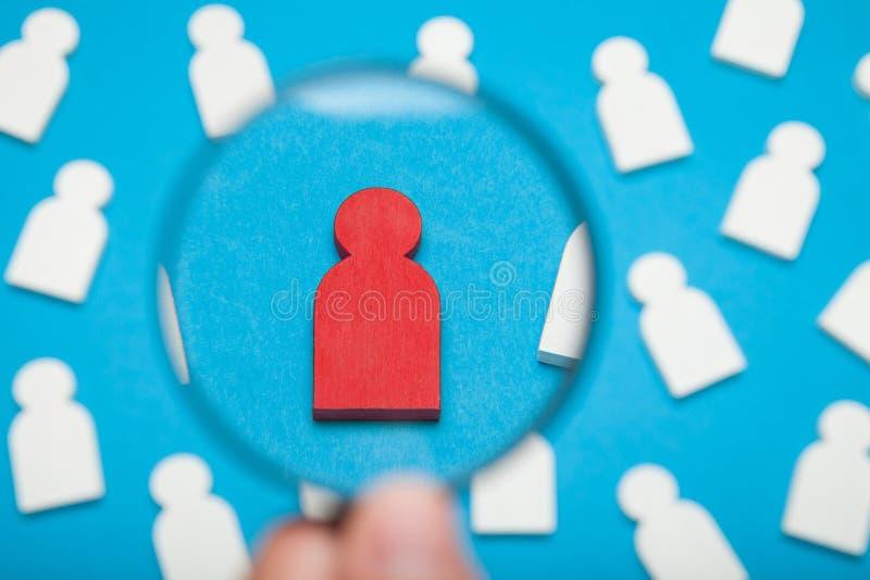 Η διαχείριση ταλέντου, επιλέγει την απασχόληση Άνθρωποι ωρ., εργατικό δυναμικό στοκ εικόνες