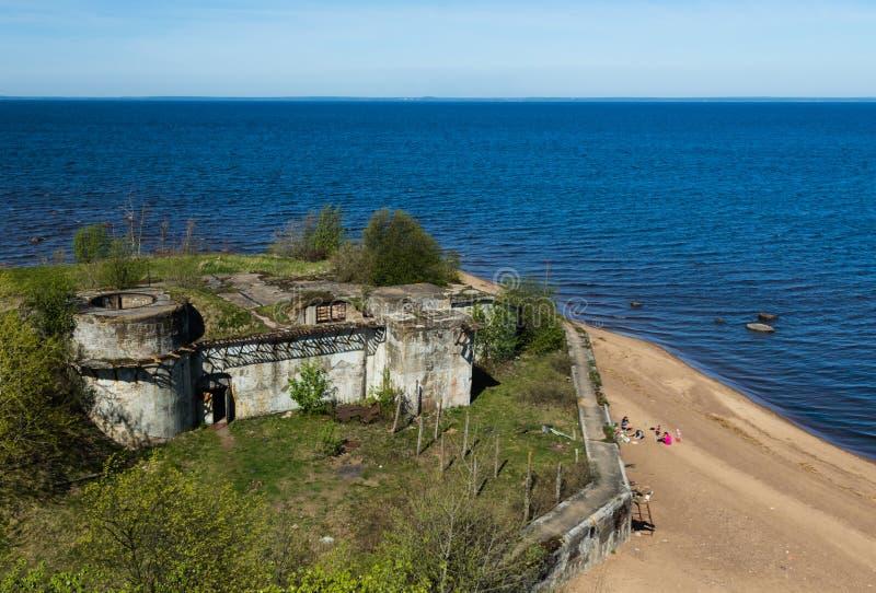Η εγγύτητα του οχυρού στοκ φωτογραφίες με δικαίωμα ελεύθερης χρήσης