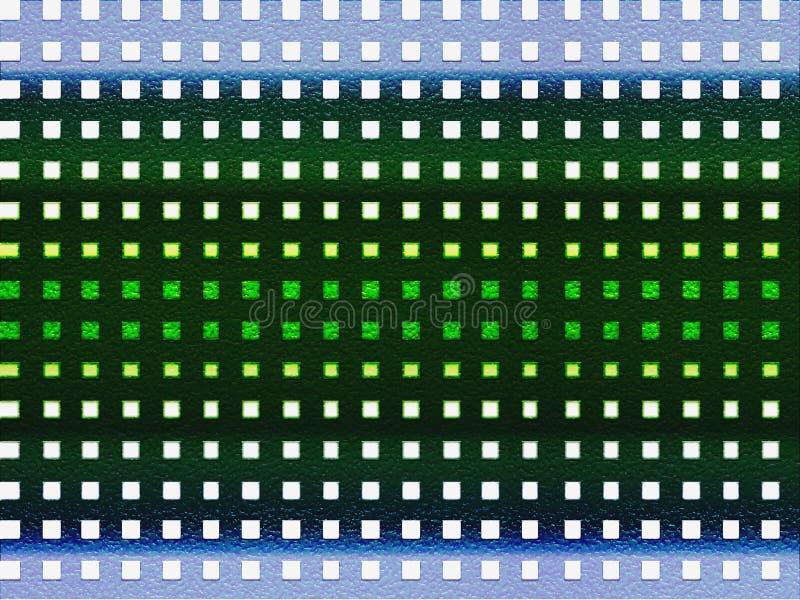 Η εικόνα-αφαίρεση-σύσταση είναι ασυνήθιστη αρχική επίδρασης, απλός, δημιουργικότητα διανυσματική απεικόνιση