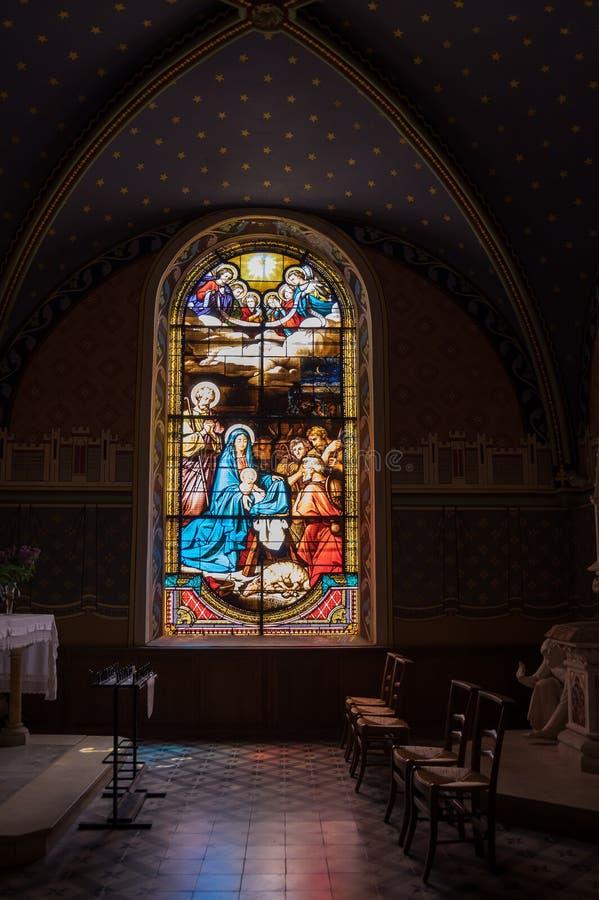 Η εκκλησία Άγιος-Roch στοκ φωτογραφία με δικαίωμα ελεύθερης χρήσης