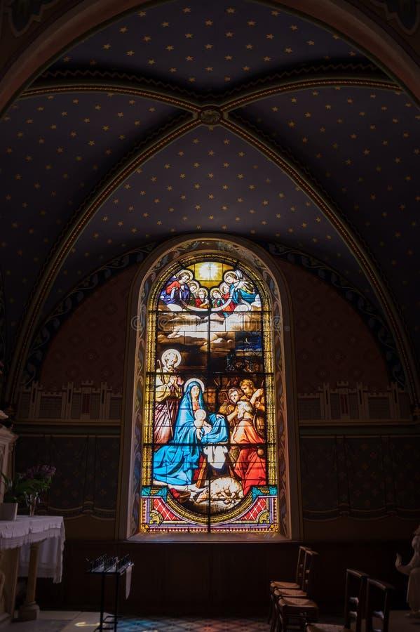 Η εκκλησία Άγιος-Roch στοκ φωτογραφία
