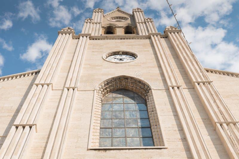 Η εκκλησία του SAN Teodoro Γένοβα στοκ φωτογραφία με δικαίωμα ελεύθερης χρήσης