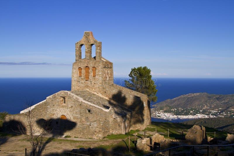 Η εκκλησία Santa 'ελενα στοκ εικόνες