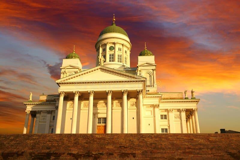 Η εκκλησία Tuomoikirkko, Ελσίνκι, Φινλανδία στοκ φωτογραφία με δικαίωμα ελεύθερης χρήσης