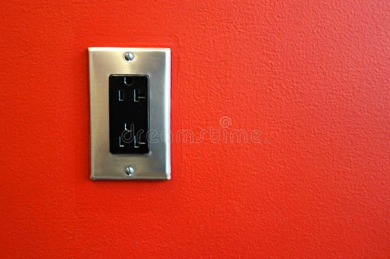 Ηλεκτρική έξοδος στοκ εικόνες