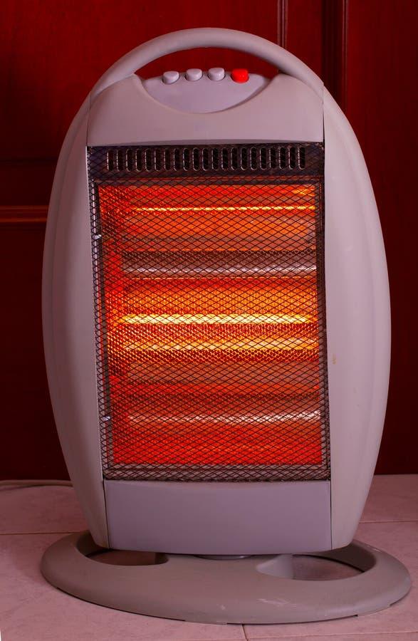 Ηλεκτρική θερμάστρα στοκ φωτογραφία με δικαίωμα ελεύθερης χρήσης