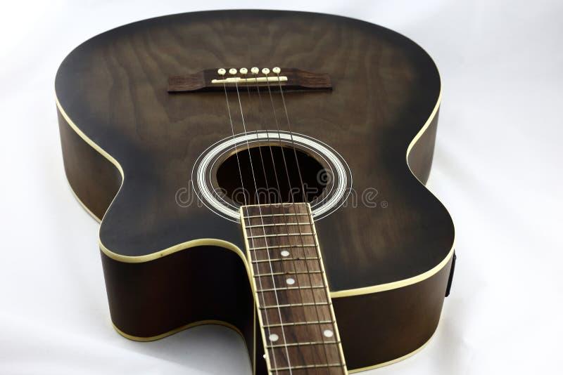 Ηλεκτρική κιθάρα αρκετά καλά στοκ εικόνες