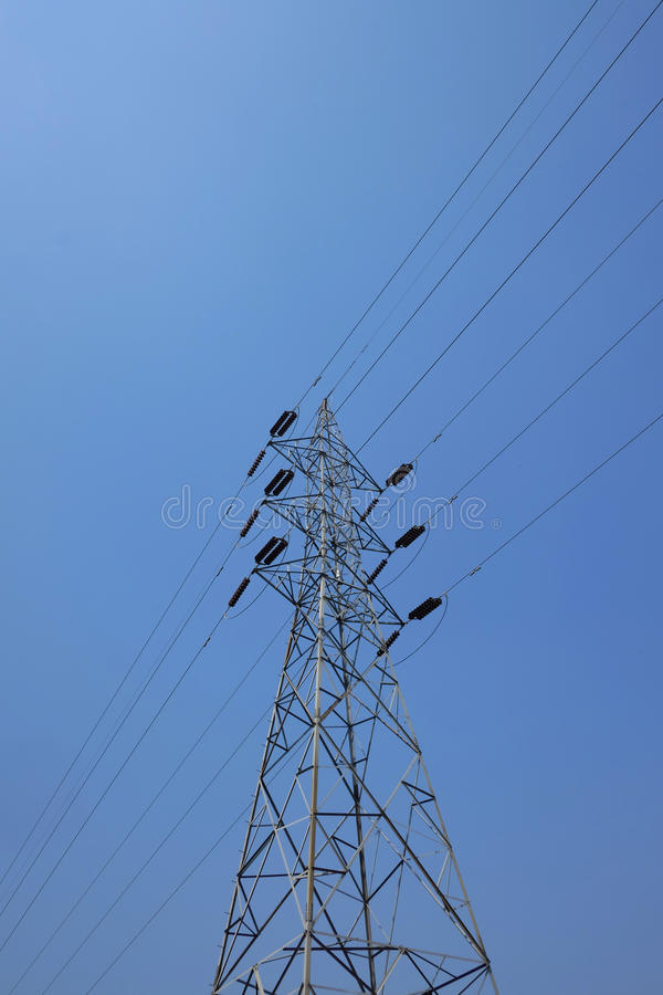Ηλεκτρική μετα και ζωική προστασία στοκ φωτογραφία με δικαίωμα ελεύθερης χρήσης