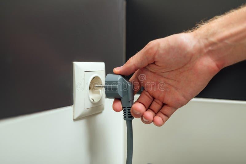 Ηλεκτρικός εξοπλισμός στο δωμάτιο στοκ εικόνες με δικαίωμα ελεύθερης χρήσης