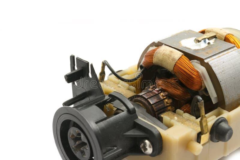 Ηλεκτρικός κινητήρας στοκ φωτογραφίες