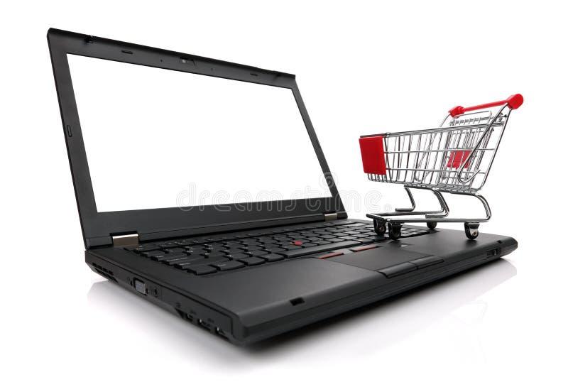 Ηλεκτρονικό εμπόριο στοκ φωτογραφίες