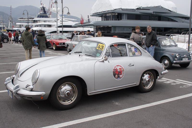 Η εκλεκτής ποιότητας Porsche 356 στοκ φωτογραφία
