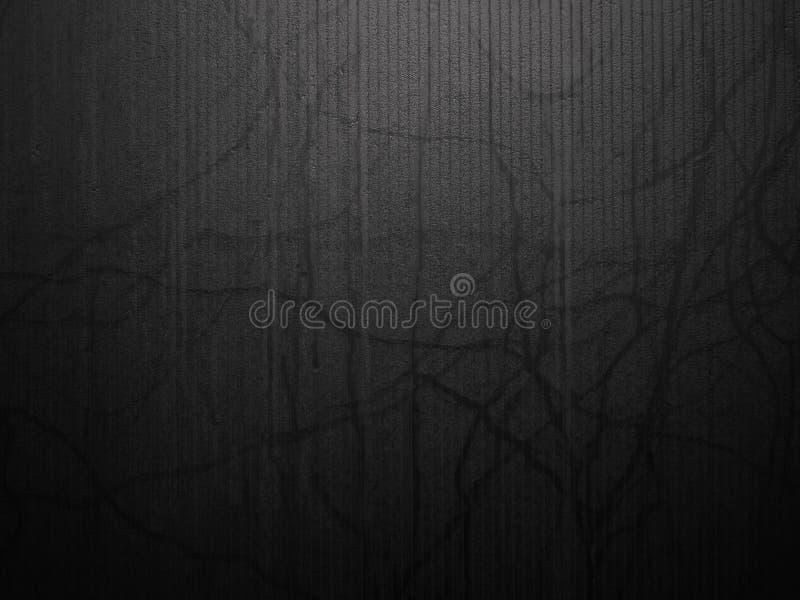 Η επιφάνεια το γυαλί, μαύρη σύσταση, υπόβαθρο στοκ εικόνα με δικαίωμα ελεύθερης χρήσης