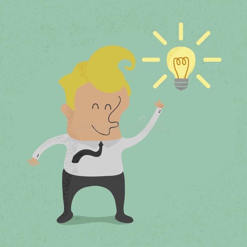 Η επιχείρηση παίρνει την ιδέα ελεύθερη απεικόνιση δικαιώματος