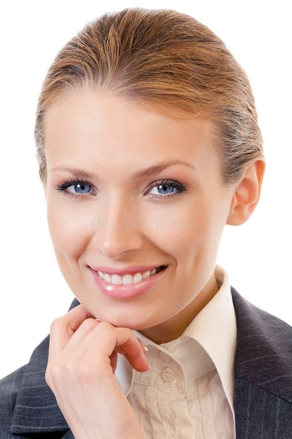 η επιχειρηματίας απομόνω&sigma στοκ φωτογραφία με δικαίωμα ελεύθερης χρήσης