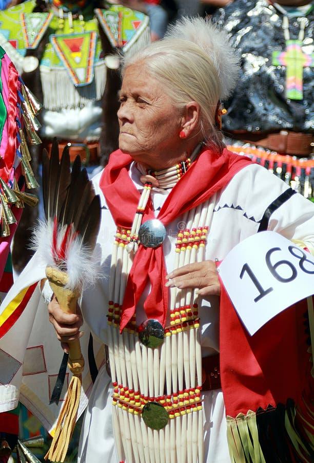 29η ετήσια φιλία Powwow και αμερικανικός ινδικός πολιτιστικός εορτασμός στοκ εικόνες