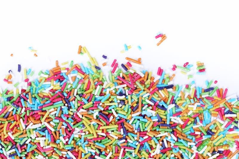 Η ζάχαρη ψεκάζει στοκ εικόνα με δικαίωμα ελεύθερης χρήσης