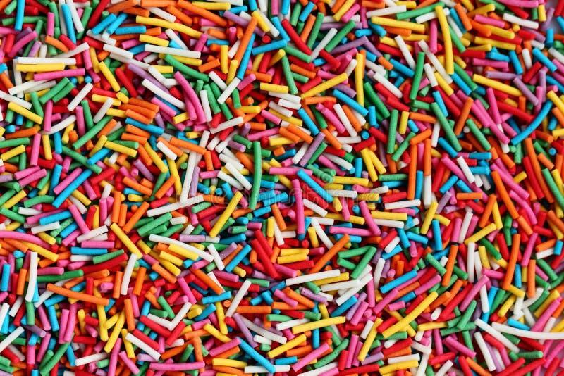 Η ζάχαρη ψεκάζει στοκ φωτογραφίες