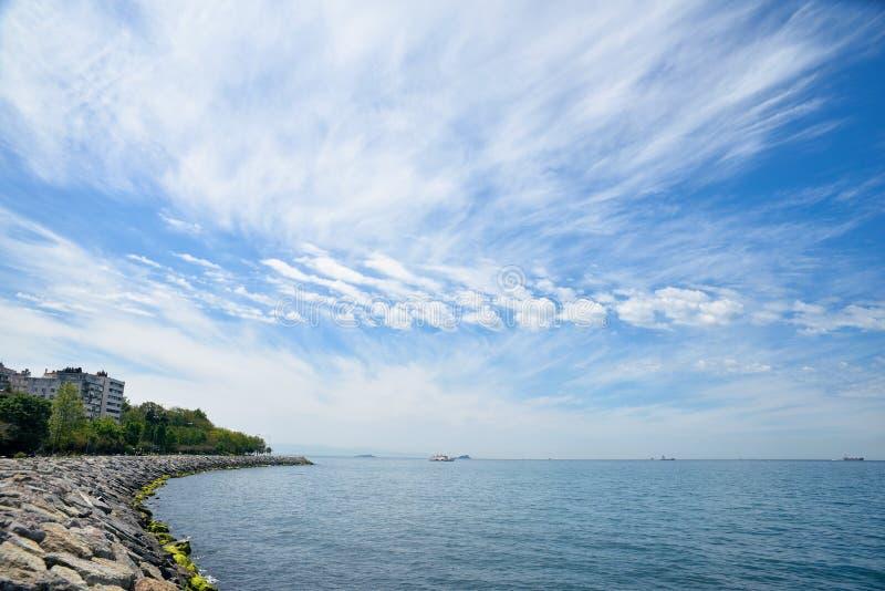 Η θάλασσα Marmara στοκ φωτογραφία με δικαίωμα ελεύθερης χρήσης