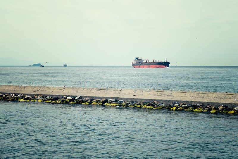 Η θάλασσα Marmara στοκ εικόνες με δικαίωμα ελεύθερης χρήσης