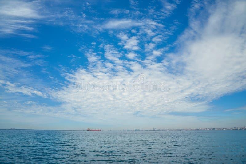 Η θάλασσα Marmara στοκ φωτογραφίες με δικαίωμα ελεύθερης χρήσης