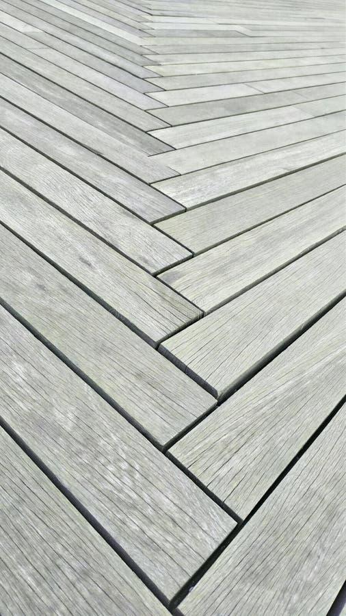Η διάβαση πεζών αποτελείται από το πάτωμα σανίδων στοκ εικόνα με δικαίωμα ελεύθερης χρήσης