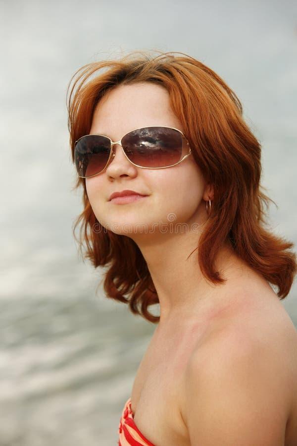 Ηλιακά γυαλιά στοκ εικόνα με δικαίωμα ελεύθερης χρήσης