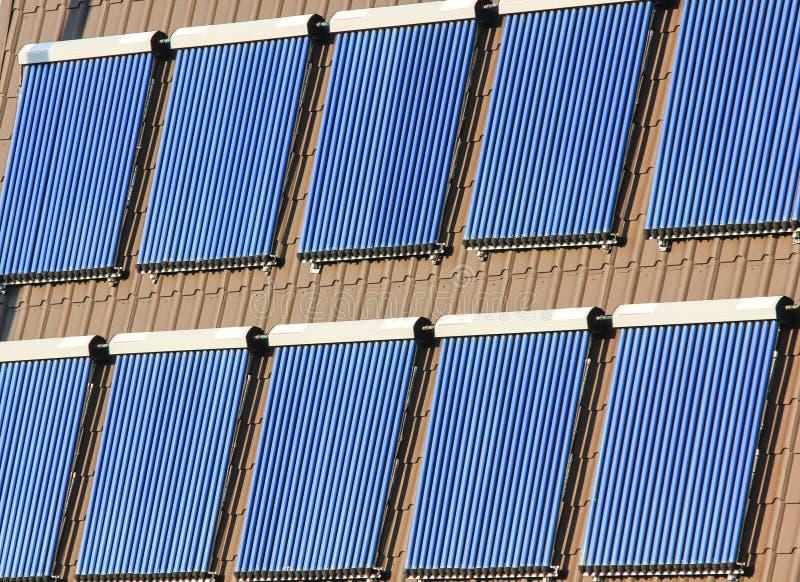 Ηλιακά πλαίσια στοκ εικόνα με δικαίωμα ελεύθερης χρήσης