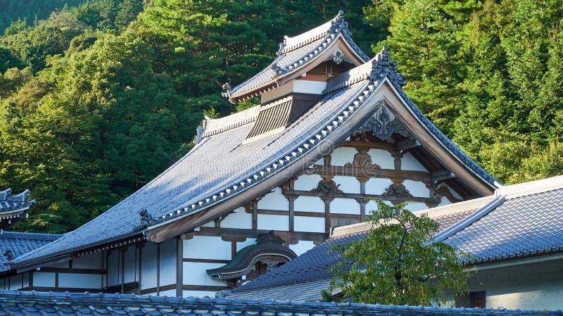 Η ιαπωνική λάρνακα στοκ εικόνες με δικαίωμα ελεύθερης χρήσης