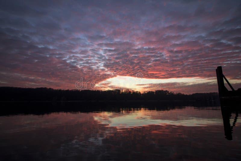 Ηλιοβασίλεμα ΙΙ στοκ φωτογραφία με δικαίωμα ελεύθερης χρήσης