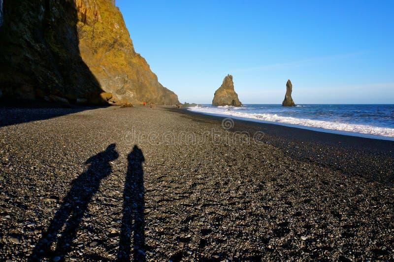 ηλιοβασίλεμα της Ισλαν& στοκ φωτογραφία με δικαίωμα ελεύθερης χρήσης